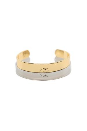 PLAYGROUND - HALF OF MINE - Personalized Couple's Bracelets