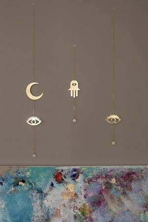 PETITE MAISON - HAMSA - Hand Figured Wall Hanging