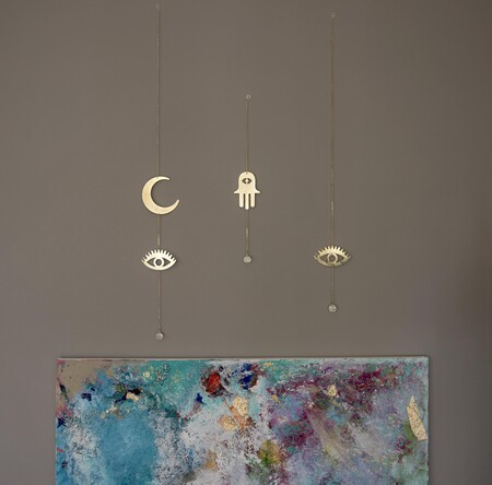 PETITE MAISON - HAMSA - Hand Figured Wall Hanging (1)