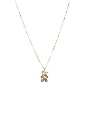 PETITE FAMILY - HAPPY BEAR - Necklace for Kids