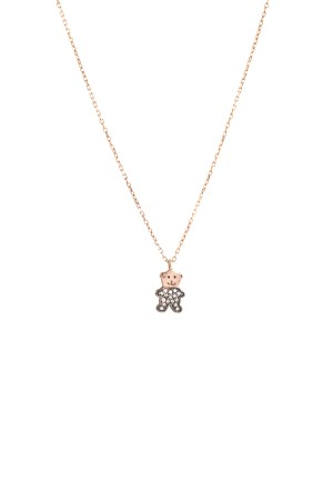PETITE FAMILY - HAPPY BEAR - Necklace for Kids (1)