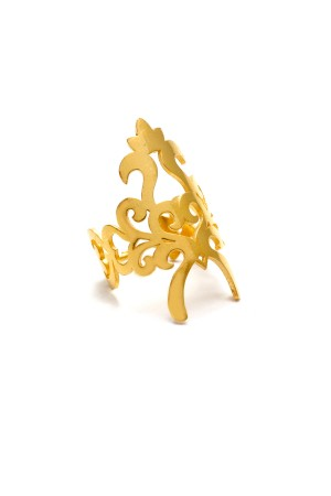 SHOW TIME - HAREM GOLD - Midi Ring