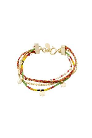 PLAYGROUND - HAVANA - Layered Bracelet