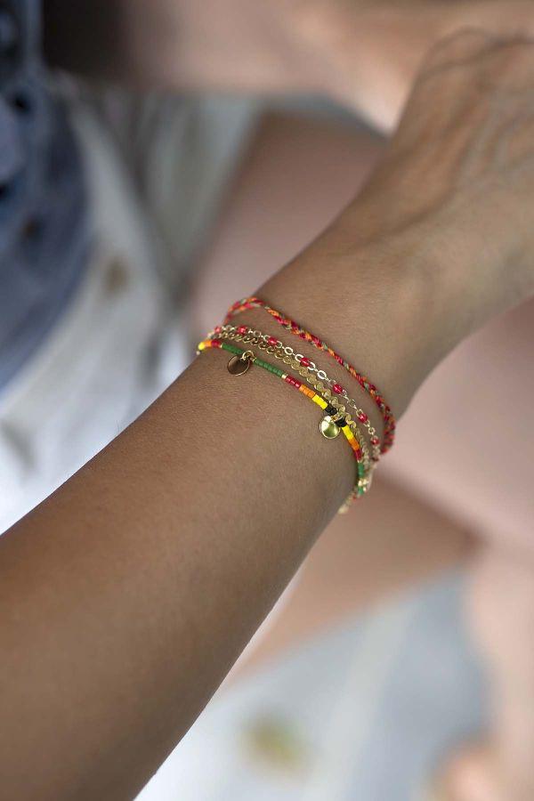 HAVANA - Layered Bracelet