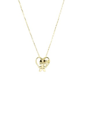 PETITE FAMILY - HE DEVIL - Necklace for Boy Mother