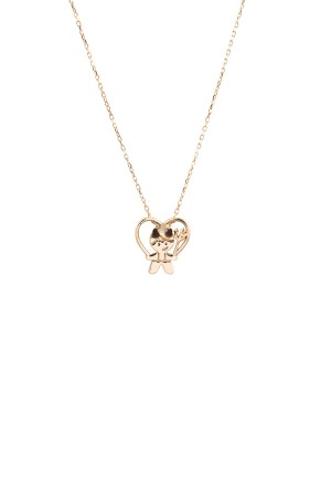 PETITE FAMILY - HE DEVIL - Necklace for Boy Mother (1)