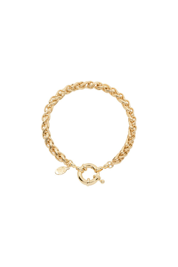 HERRINGBONE- Chain Bracelet