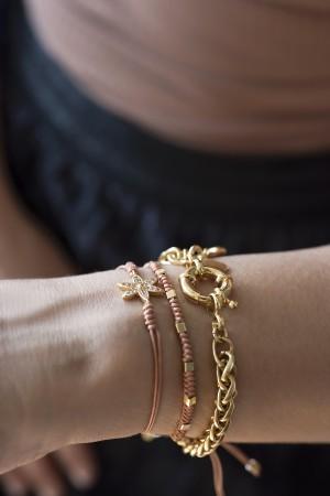 HERRINGBONE- Chain Bracelet - Thumbnail