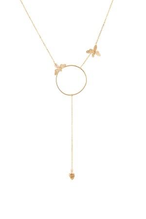 PLAYGROUND - HONEY BEE - Lariat Necklace
