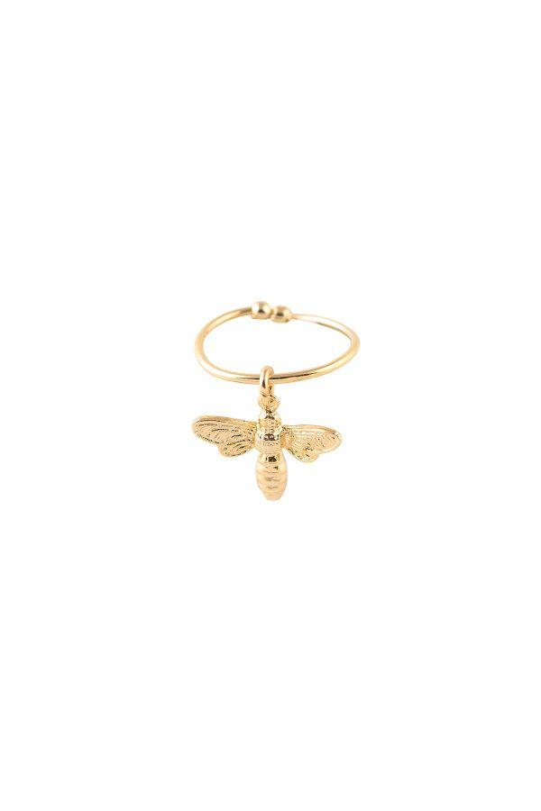 HONEY BEE - Minimalistic Ring