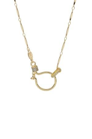 PETIT CHARM - HOOK BARS - Charm Necklace