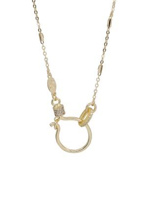 PETIT CHARM - HOOK LINKED - Charm Necklace