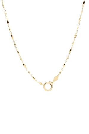 COMFORT ZONE - HOOP BARLEY - Chain Necklace