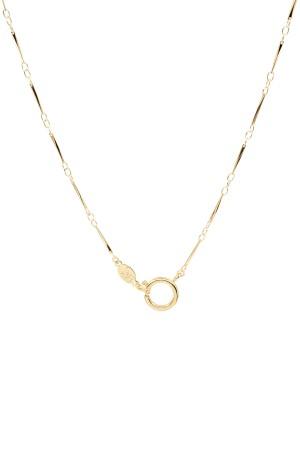 COMFORT ZONE - HOOP LINK - Chain Necklace