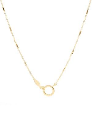 COMFORT ZONE - HOOP BAR - Chain Necklace