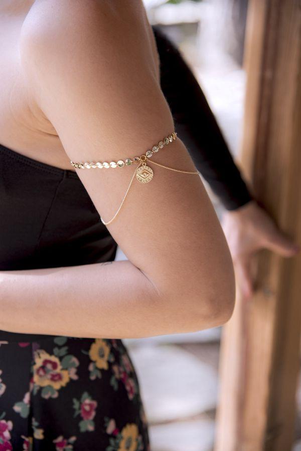 I SEE YOU - Upper Arm Bracelet
