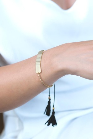 PETITE JEWELRY - ID - Personalized Bracelet (1)