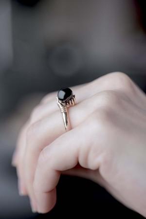 IN MY HAND - Gümüş Yüzük - Thumbnail