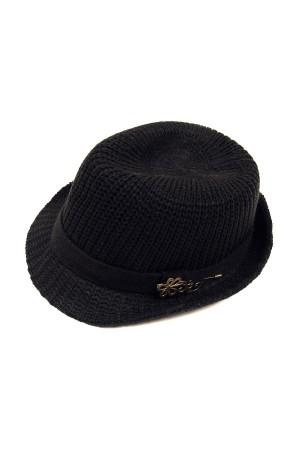 HAPPY SEASONS - JACKIE - Wool Fedora Hat