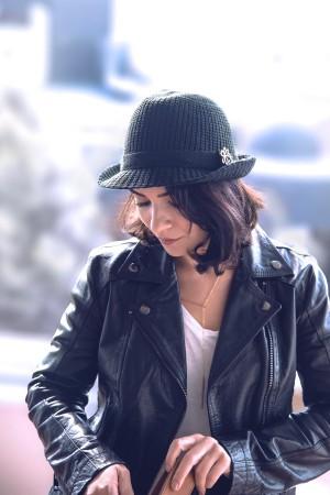 HAPPY SEASONS - JACKIE - Wool Fedora Hat (1)