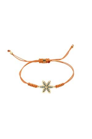 PLAYGROUND - JASMINE - BLUE - Adjustable Bracelet
