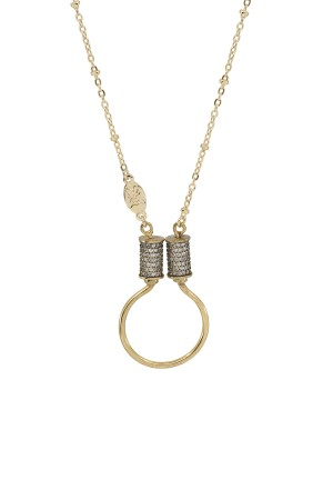 PETIT CHARM - JOINT SATELLITE - Charm Chain Necklace