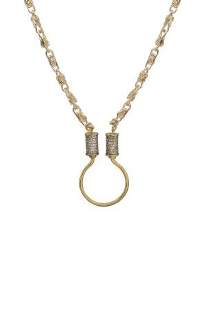 PETIT CHARM - JOINT SNAIL - Charm Necklace