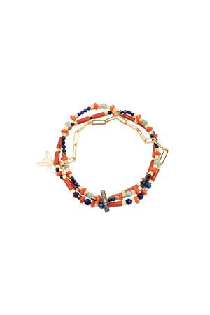 SHOW TIME - JOYFULLY - Multistone Bracelet