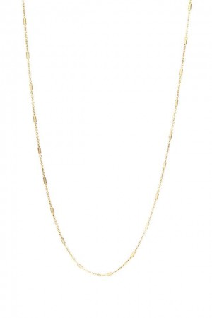 COMFORT ZONE - JUST A CHAIN - Layerable Chain Necklace