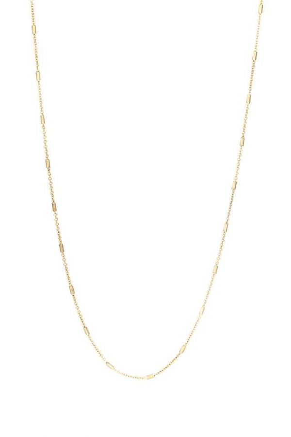 JUST A CHAIN - Layerable Chain Necklace