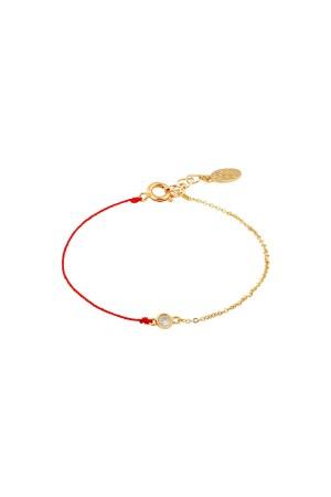 COMFORT ZONE - KABBALAH - Red String Bracelet