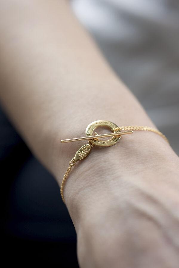 KARMA - Dainty Chain Bracelet