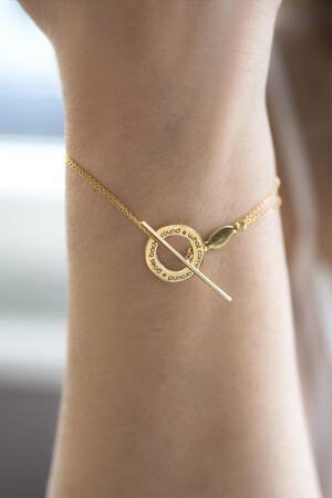 KARMA - Dainty Chain Bracelet - Thumbnail