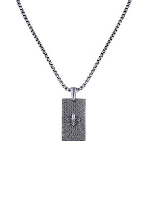 MANLY - KING'S SYMBOL - Men's Necklace