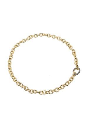 LAURA - Chuncky Chain Necklace - Thumbnail