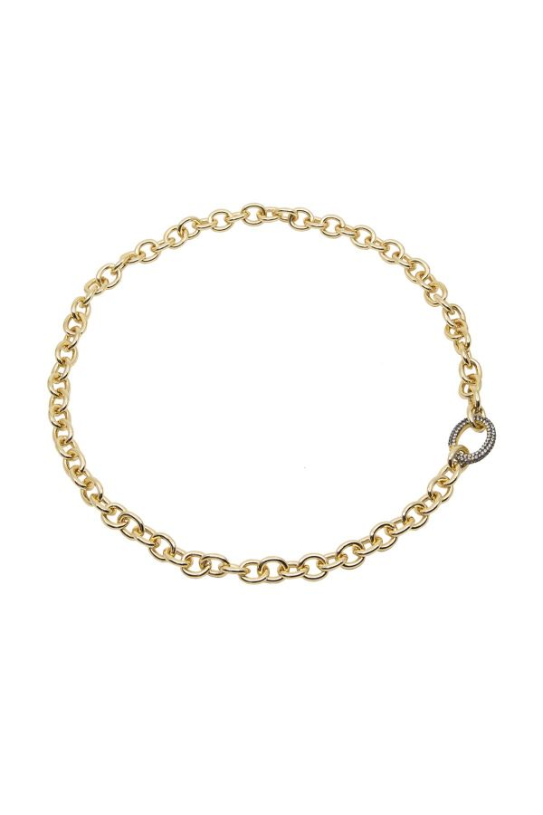 LAURA - Chuncky Chain Necklace