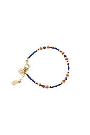 PLAYGROUND - LAZULI - Natural Lapis Bracelet