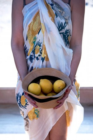 HAPPY SEASONS - LEMON TREE - Bikini Cover Up