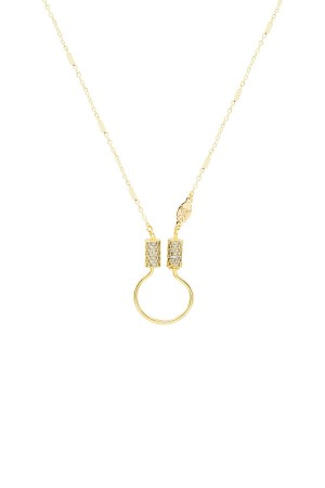 PETIT CHARM - LINK BAR - Thin Charm Chain (1)