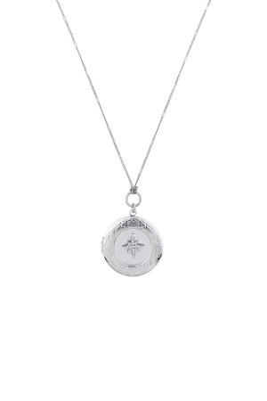 SHOW TIME - LOCKET - Medaillon Pendant