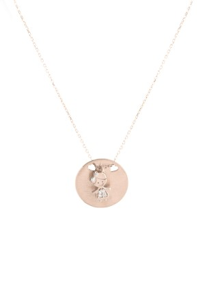 PETITE FAMILY - LOLA BOARD - Personalized Medallion Necklace (1)