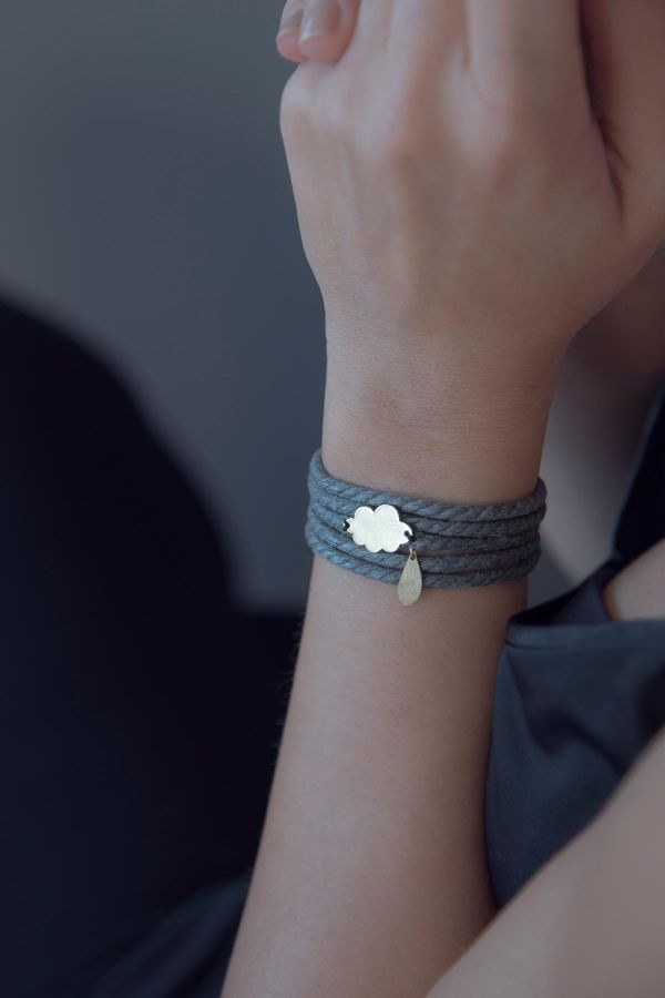 LONDON - Cotton Layered Bracelet
