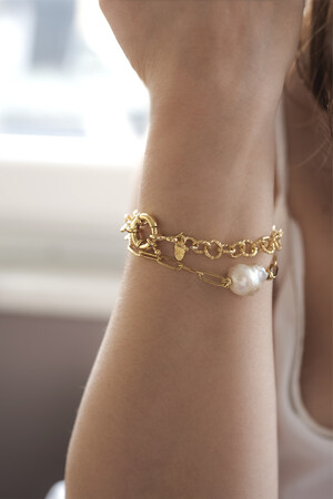 SHOW TIME - LOOP - Chain Bracelet (1)