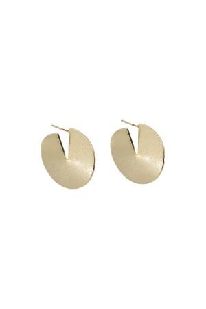 COMFORT ZONE - LOOP- Circle Earrings