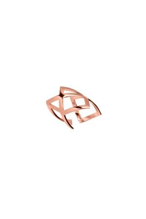 COMFORT ZONE - LOSANGE - Geometric Ring (1)