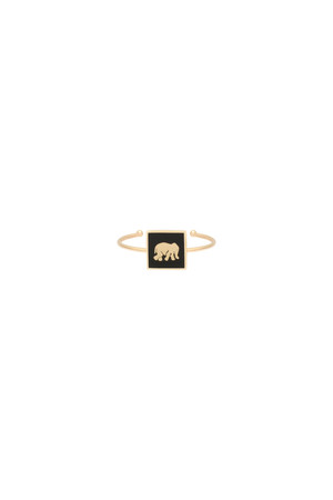 PLAYGROUND - LUCKY ELEPHANT - Luck Ring (1)