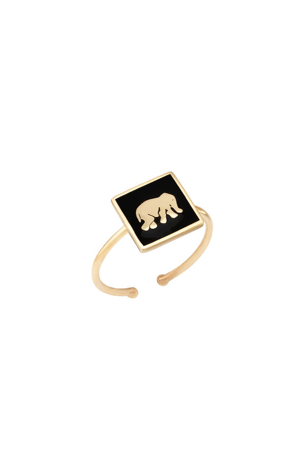 LUCKY ELEPHANT - Şans Yüzüğü