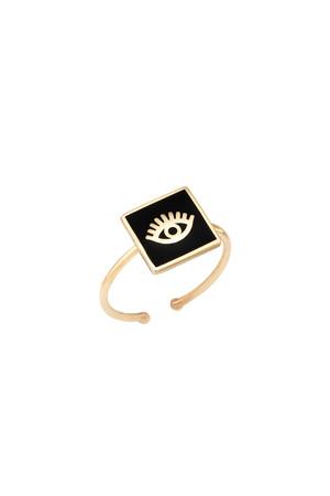 PLAYGROUND - LUCKY EYE - Luck Ring