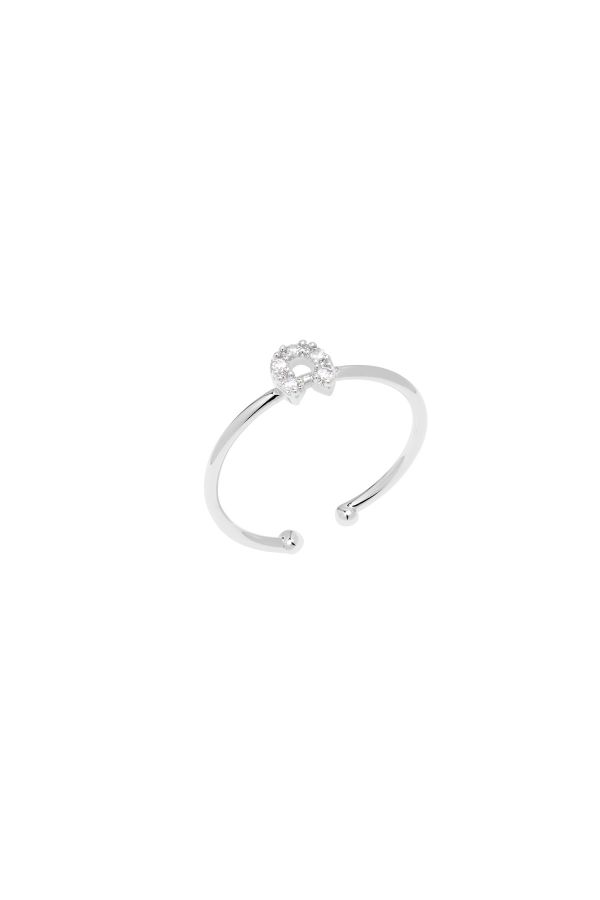 LUCKY - Horse Shoe Ring