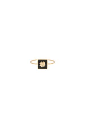 PLAYGROUND - LUCKY SHAMROCK - Luck Ring (1)